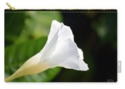 White Shadows Carry-all Pouch