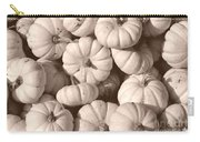 White Squash Carry-all Pouch