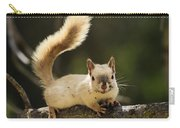 White Squirrel Carry-all Pouch