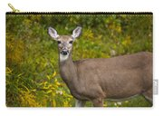 White Tail Early Autumn Carry-all Pouch