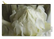 White Torch Ginger Carry-all Pouch