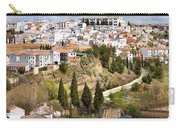 White Town Of Ronda Carry-all Pouch