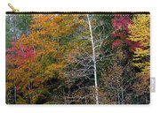 White Tree Fall Colors  Carry-all Pouch
