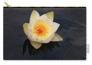 White Water-lily 2 Carry-all Pouch
