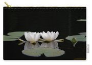White Water-lily 6 Carry-all Pouch