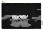 White Water-lily 7 Carry-all Pouch