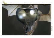 White Wine Dragon Carry-all Pouch