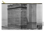 Whitehall Buildings At Battery Place Station In New York City - 1911 Carry-all Pouch