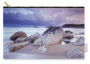 Whitepark Bay, Co Antrim, Ireland Rocks Carry-all Pouch