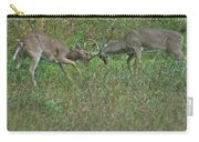 Whitetail Fighting_9668 Carry-all Pouch