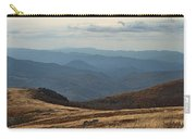 Whitetop Mountain Scene Carry-all Pouch