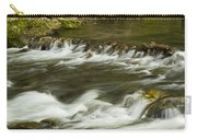 Whitewater River Rapids 3 Carry-all Pouch