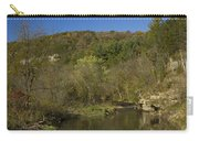 Whitewater River Scene 20 A Carry-all Pouch