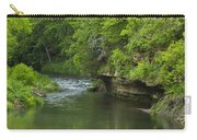 Whitewater River Spring 5 B Carry-all Pouch
