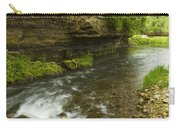 Whitewater River Spring 6 Carry-all Pouch