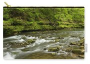 Whitewater River Spring 8 A Carry-all Pouch