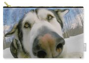 Wide Angle Dog Carry-all Pouch