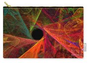 Wide Eye Color Delight Panorama Carry-all Pouch by Andee Design