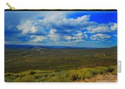 Wide Open Wyoming Sky Carry-all Pouch