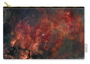 Widefield View Of He Crescent Nebula Carry-all Pouch