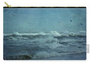 Wild Blue - High Surf - Outer Banks Carry-all Pouch