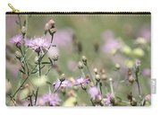 Wild Flowers - Just Wild Carry-all Pouch