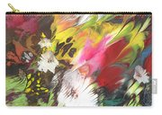 Wild Flowers 04 Carry-all Pouch
