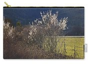 Wild Fruit Tree In The Country Carry-all Pouch