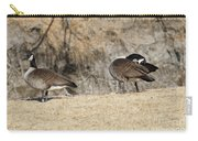 Wild Geese Pair Carry-all Pouch