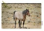 Wild Horses Wyoming - The Mare Carry-all Pouch