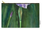 Wild Iris I Carry-all Pouch