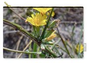 Wild Lettuce - Lactuca Virosa Carry-all Pouch