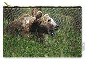 Wild Life Safari Bear Carry-all Pouch