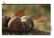 Wild Nuts Carry-all Pouch