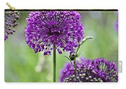 Wild Onion Flower Carry-all Pouch