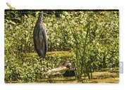 Wild Still Life Carry-all Pouch