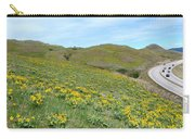 Wild Sunflowers 2 Carry-all Pouch