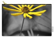 Wild Swamp Daisy Carry-all Pouch