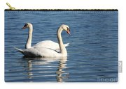 Wild Swans Carry-all Pouch by Sabrina L Ryan