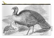 Wild Turkey, 1853 Carry-all Pouch