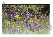 Wild Turkey - Gobbler - Thanksgiving Carry-all Pouch