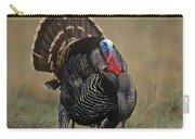 Wild Turkey Male North America Carry-all Pouch