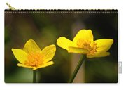 Wild Yellows Carry-all Pouch