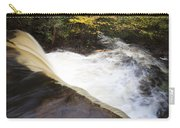 Wilderness Waterfall Autumn Stream Carry-all Pouch