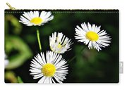 Wildflower 4 Carry-all Pouch