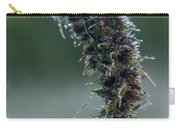 Wildflower Dew Covered Carry-all Pouch
