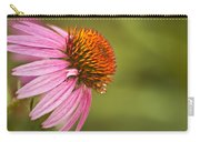 Wildflower Dew Drops Carry-all Pouch