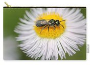 Wildflower Named Robin's Plantain Carry-all Pouch