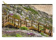 Wildflower Steps Carry-all Pouch