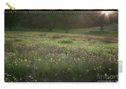 Wildflower Sunburst One Carry-all Pouch